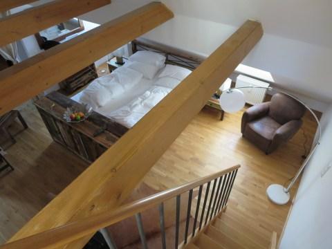 Spirit bedroom.