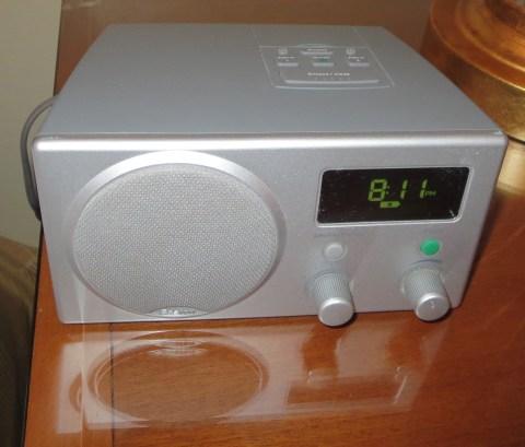 This speaker no ipod jack.