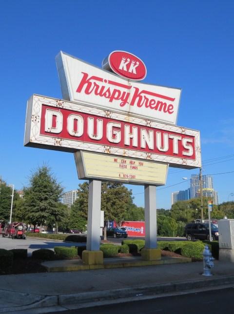 The ultimate doughnut.