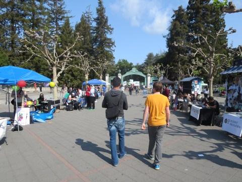 UC Berkeley: Massive Group Tour ][+