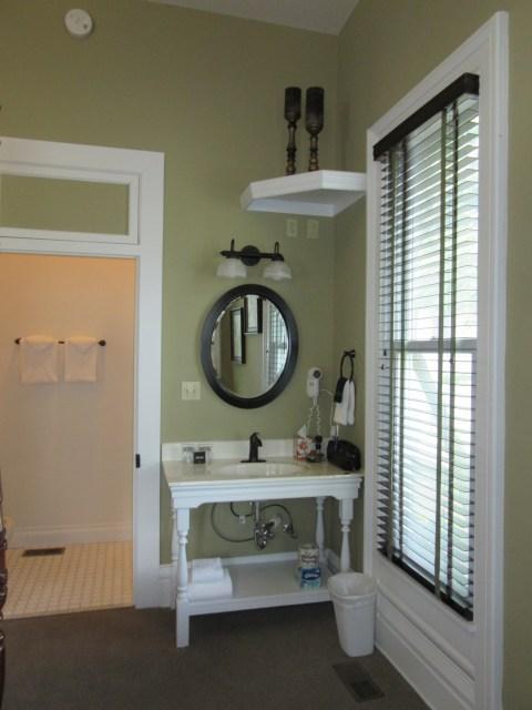 Bathroom/sink area room 31