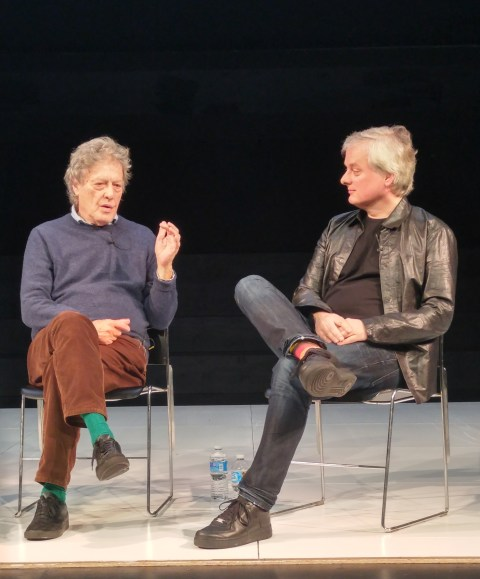 Tom Stoppard and Dave Chalmers Talk Consciousness