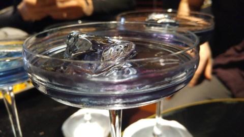 Wingspan: American Bar: Savoy: London