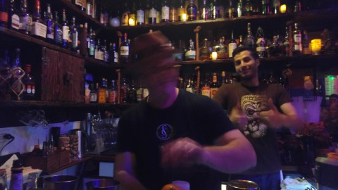 Smuggler's Cove is one of the best bars in the world