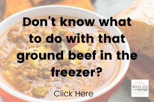 20 Ground Beef Dinner Ideas