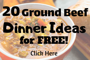 20 Ground Beef Dinner Ideas