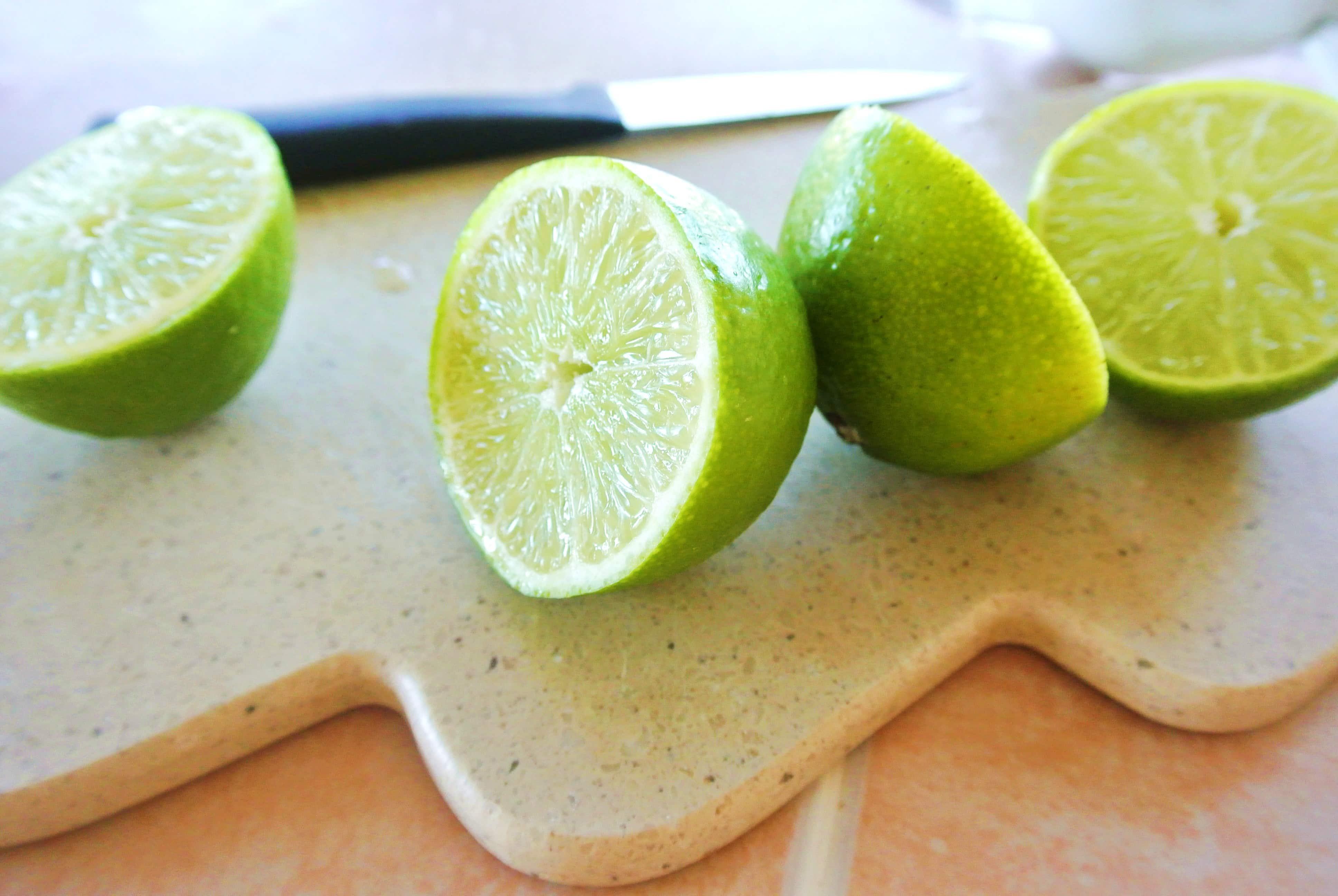 Fresh Florida Key Limes