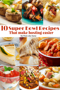 10 Easy Game Day Party Food Recipes
