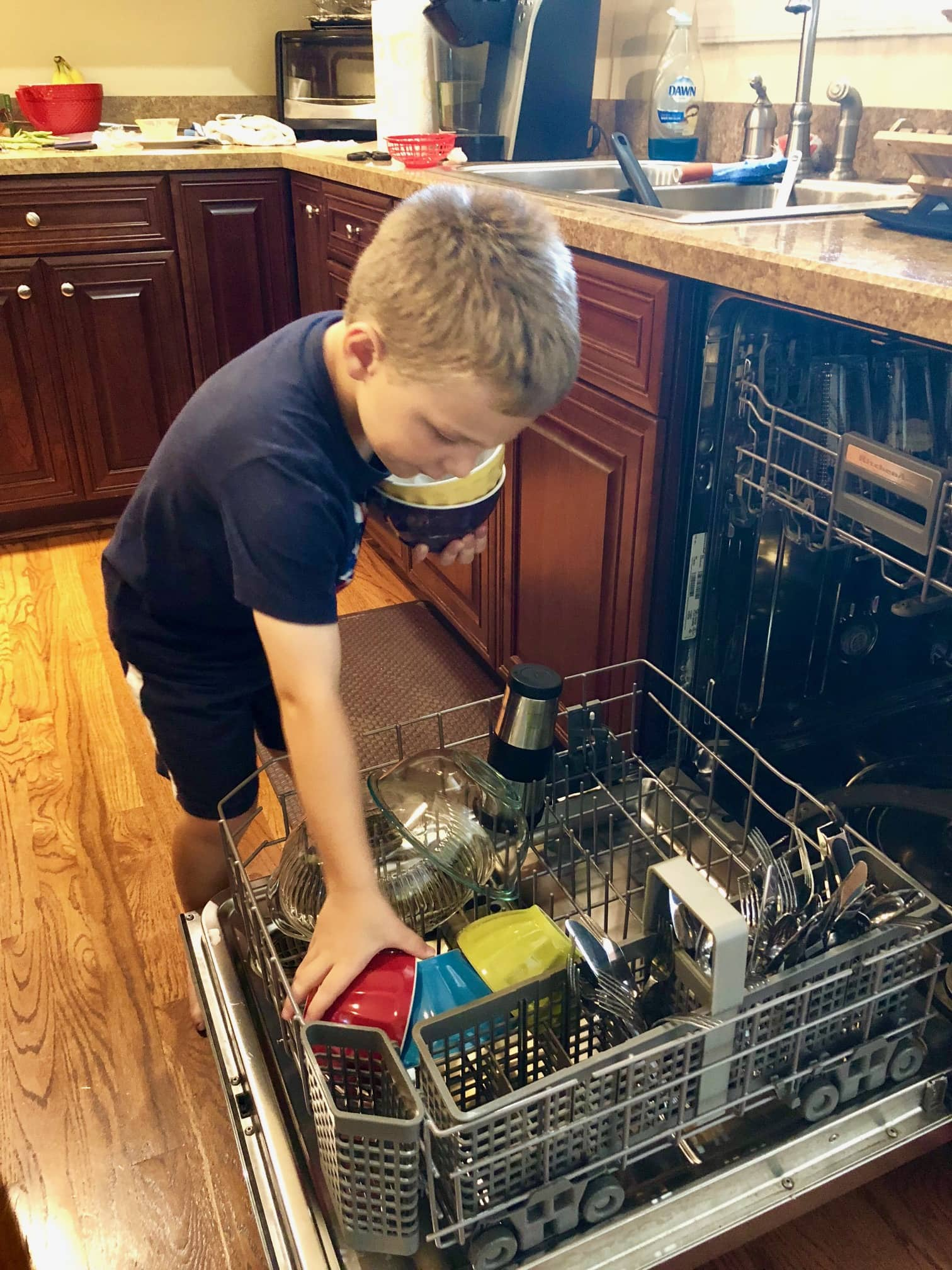 Chores 4 Year Olds Can Do To Learn Responsability
