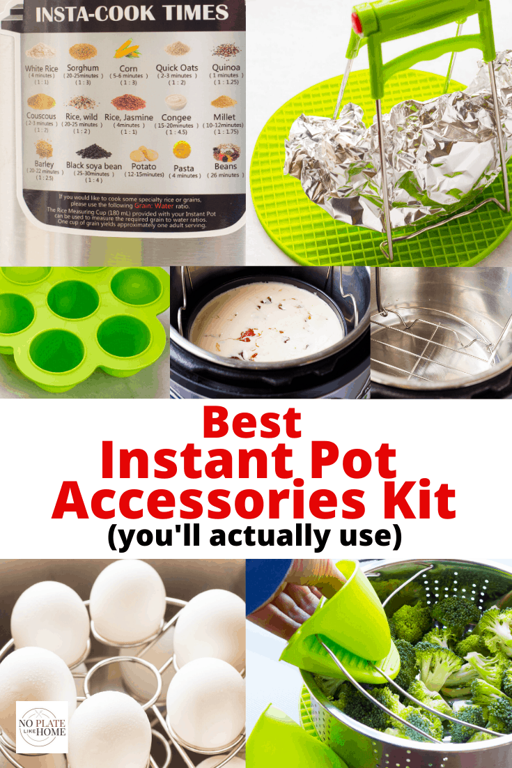 Best Instant Pot Accessories Kit
