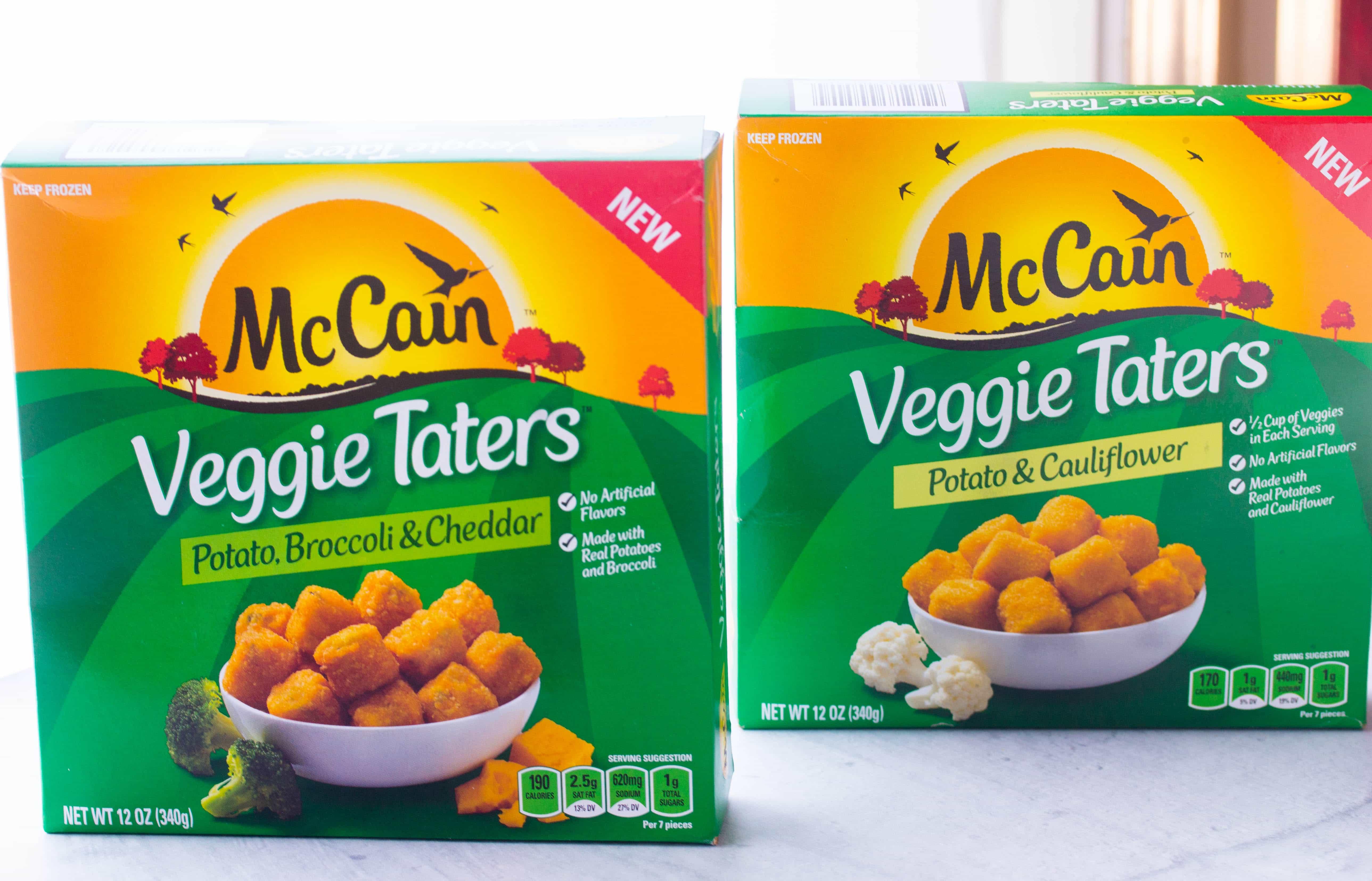 McCain® Veggie Taters™