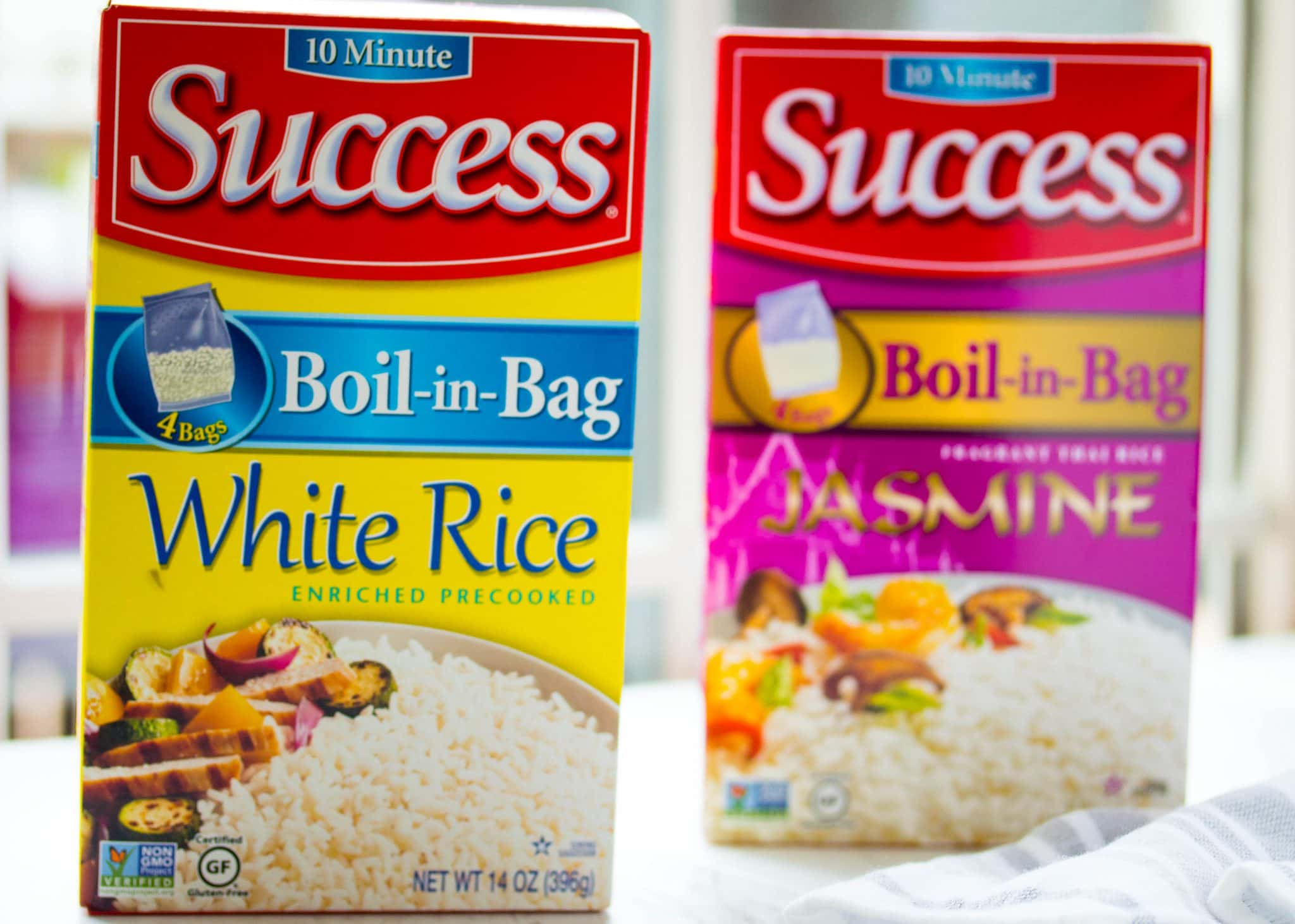Check out the Ibotta offer to save on Success® Boil-in-Bag Rice at Walmart! This offer is valid until 8/4/2019. The convenient BPA-free boil-in-bag is ready in just 10 minutes, with amazing rice or quinoa guaranteed every time. You won't have to sacrifice on quality ever again. Cooking rice has never been easier. Just boil the pre-measured bag, drain and cut open. It makes cooking dinner so much easier because there's no measuring. No measure. No mess! With all of the cooking you have to do for your family, you want things to be as easy as possible.