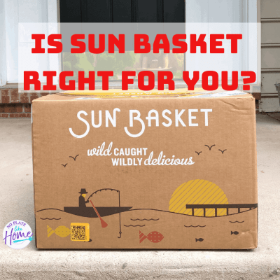 Sun Basket Mediterranean Review
