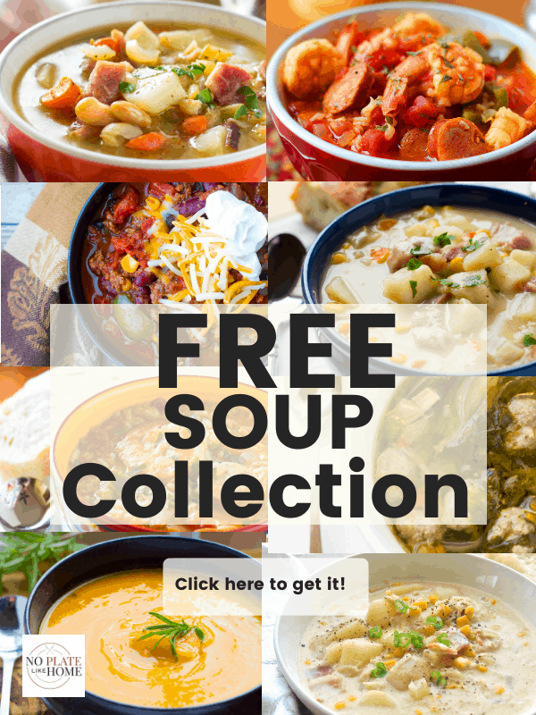 FREE Soup Collection