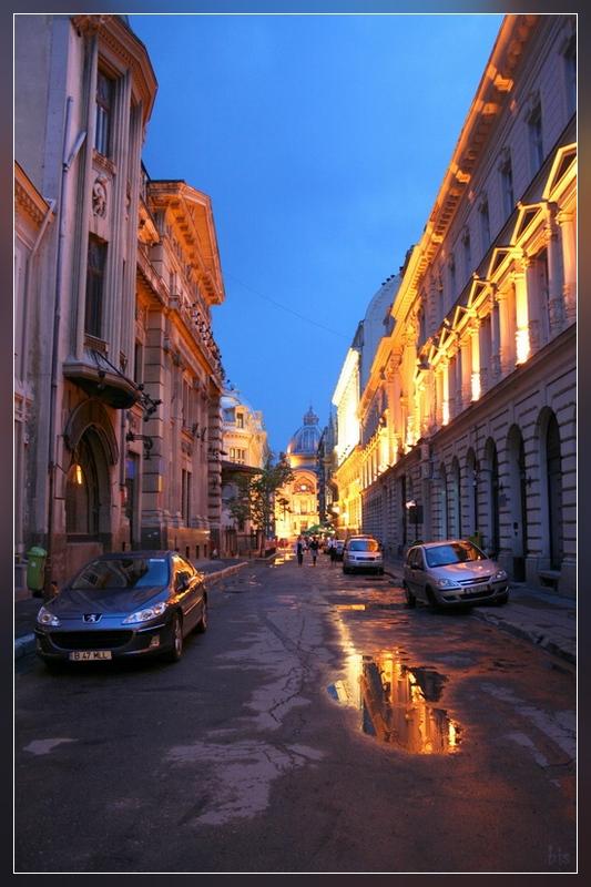 Strada Stavropoleos