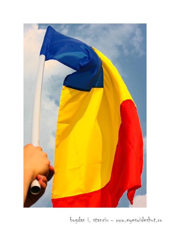 tricolor-romanesc