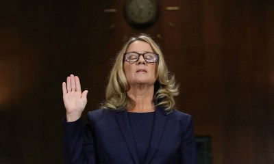 Christine Blasey Ford accused by ex-boyfriend of lying about polygraph flying