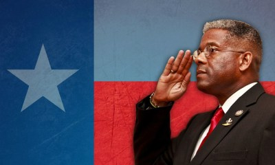 Allen West is the best chance to save Texas and America