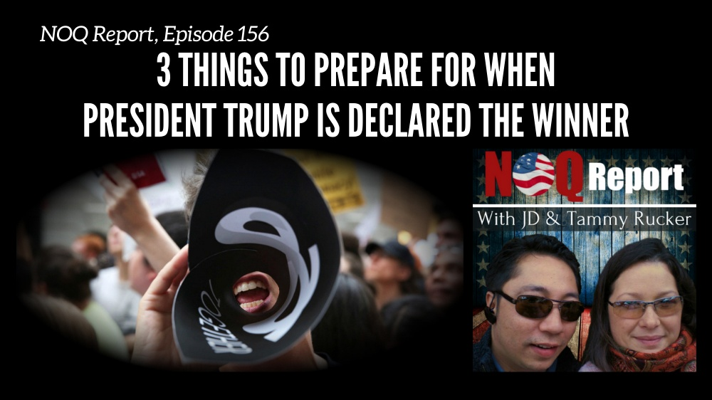 3 things to prepare for when President Trump is declared the winner