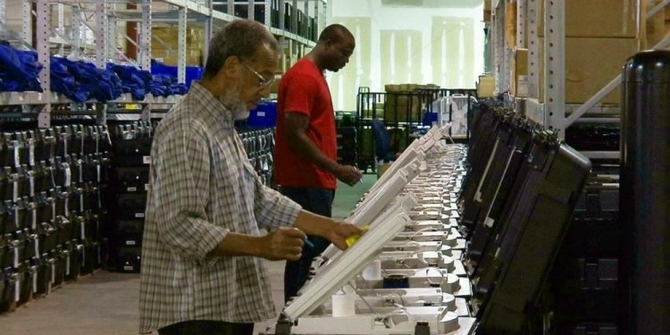 Ware County tested Dominion tabulators Equal number of votes yielded 26 lead for Joe Biden