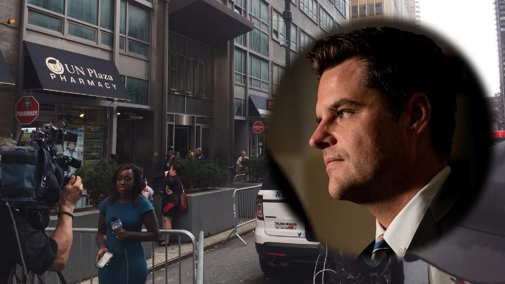 Text messages show Israeli consulate attempt to extort Matt Gaetz
