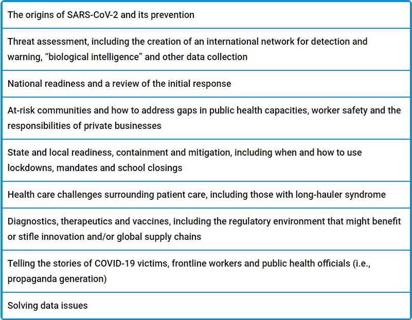 The origins of SARS-CoV-2 and its prevention