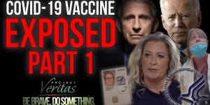 Project Veritas_ Government Whistleblower Exposes 'Vaccines' as Dangerous... And Being Covered up by Federal Doctors