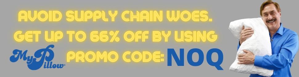 MyPillow Supply Chain