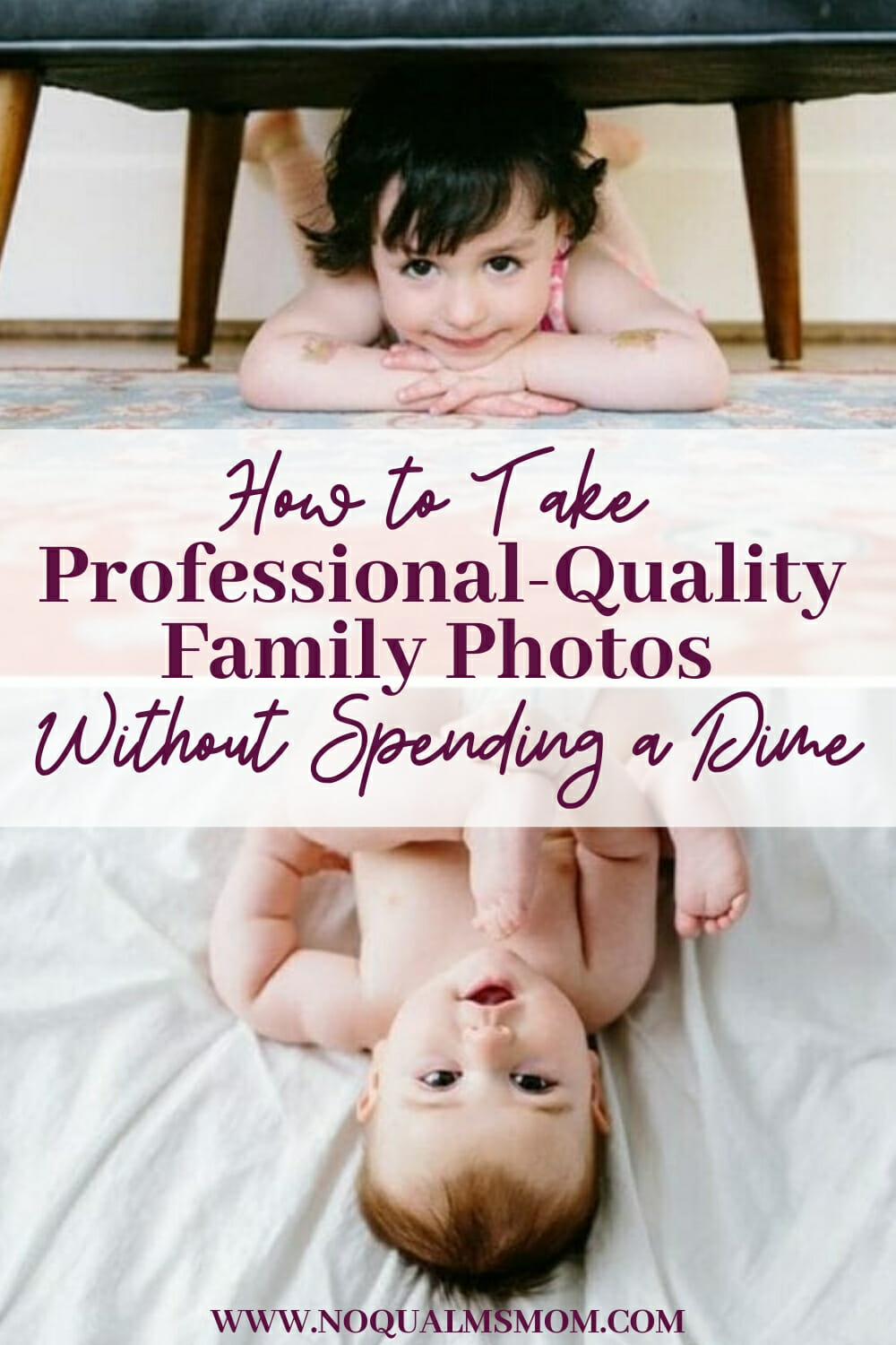 3 Steps to Taking Family Photos Like a Pro