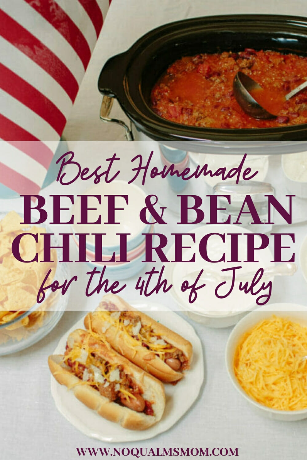 NQM Awesome Beef & Bean Chili Recipe