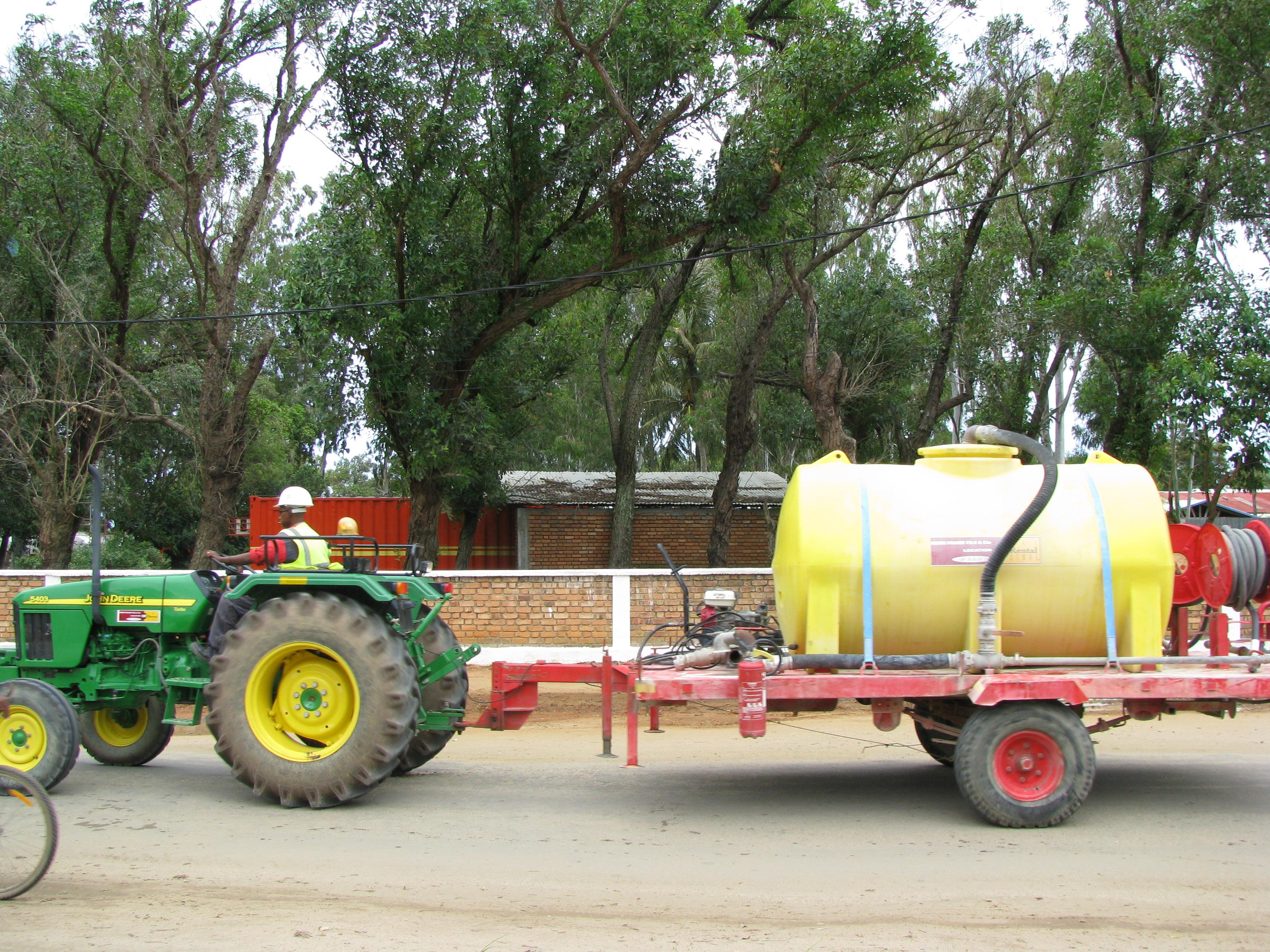 Those tractors get around