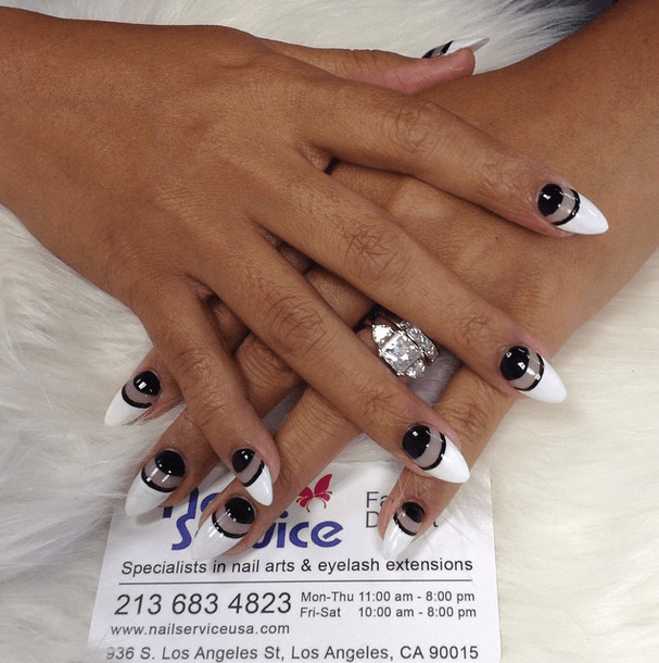 Be Sure To Make Your Appointment Either Of The Locations By Calling Little Tokyo 213 626 0315 Fashion District 683 4823 Nailserviceusa