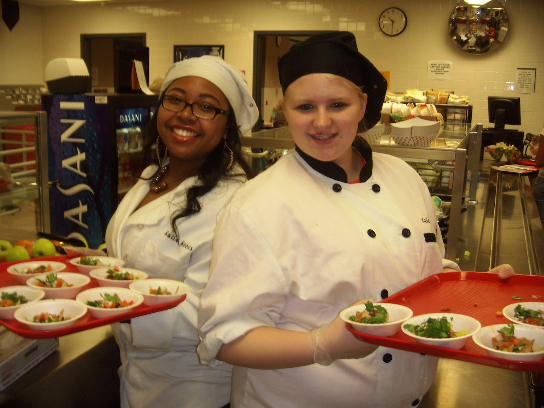 Eastside High School Culinary Program