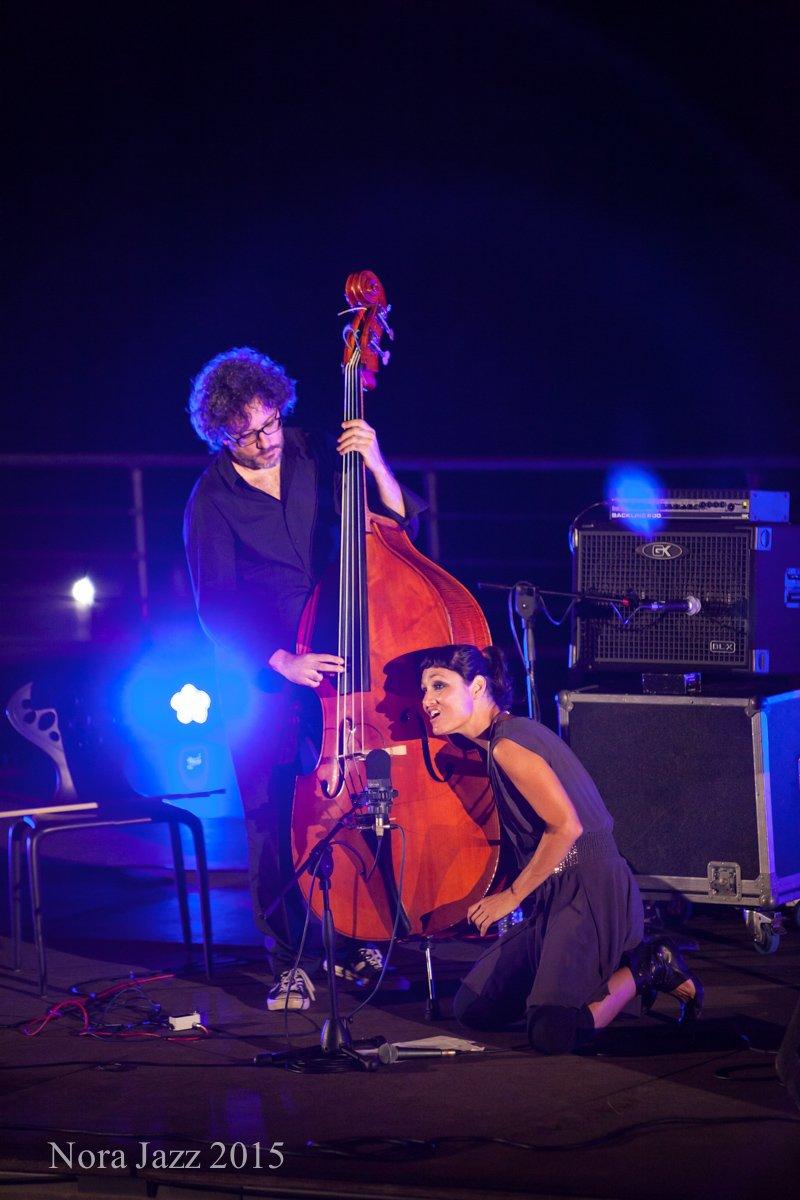 Musica Nuda - Nora Jazz Festival 2015