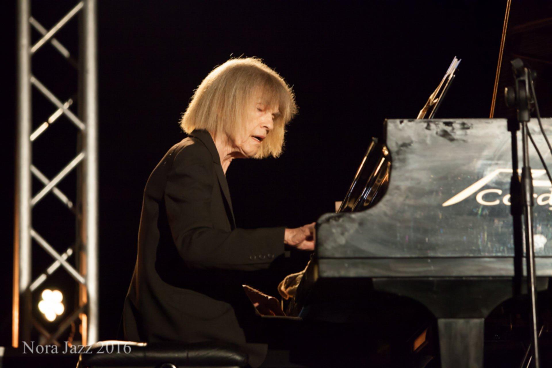 Carla Bley - Nora Jazz Festival 2016