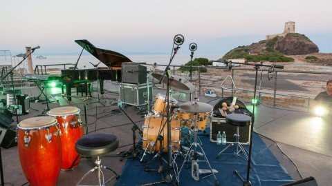 Nora Jazz Festival – stage