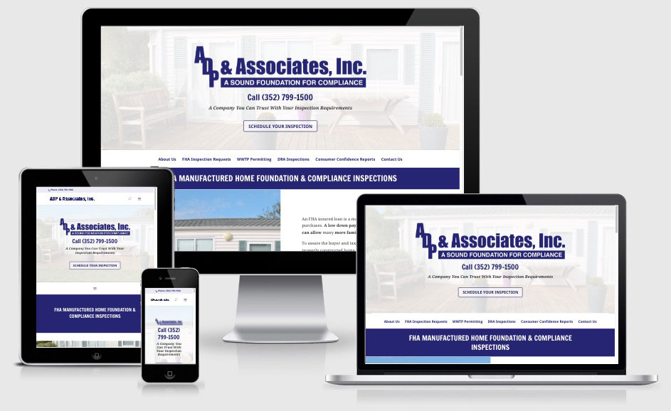 ADP & Associates Website