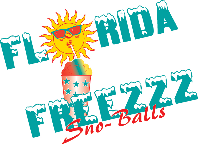 Florida Freeze Logo Design