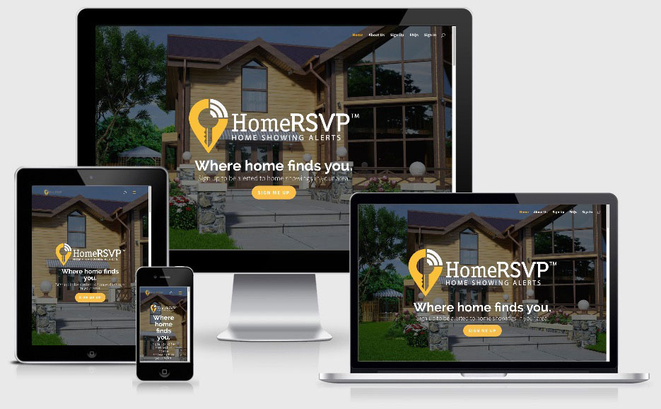 Home RSVP Website