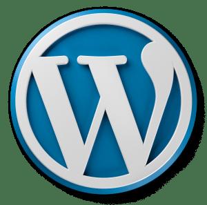 wordpress-circle