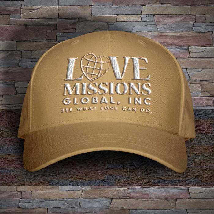 love-missions-logo-hat