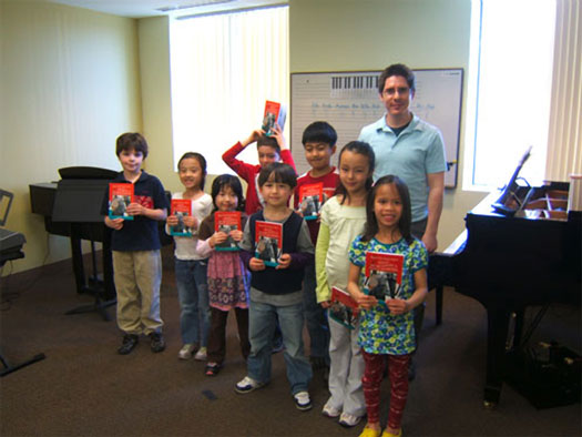 Yamaha Students Receive Nora's Guide