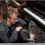 Maestro Mindaugas Piecaitis Meets His Muse