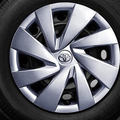 """Aros de acero   Aros de acero de 14""""y neumáticos de medida 175/65 R14."""