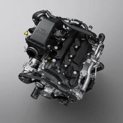 MOTOR   La Rush cuenta con un motor de 1,496 cc, con una potencia de 101.9 hp y un torque de 13.6 kgm / 4,200 rpm, para darte el mejor desempeño de la categoría.