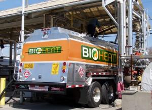 Bioheat® truck at rack