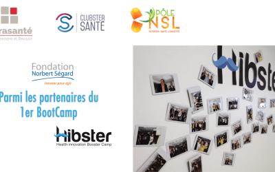 Première édition du bootcamp Hibster 2016