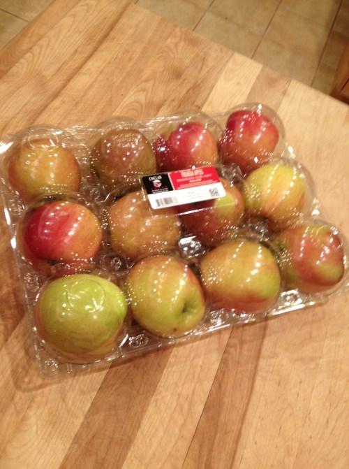 Costco Apples