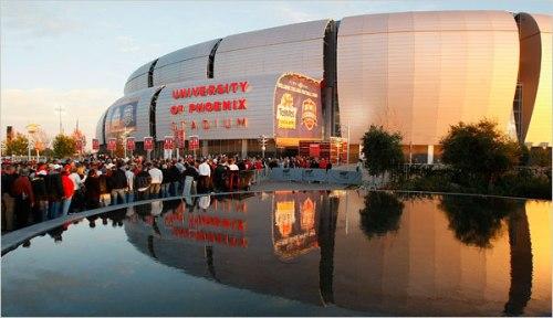 stadium univ of phoenix