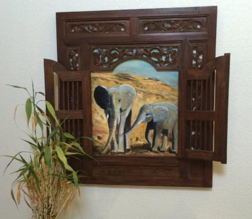 Safari Frame